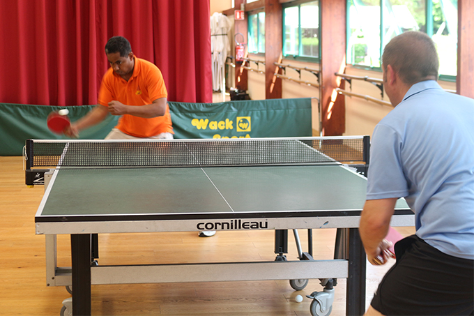 Ce a roport de paris tennis de table comp tition orly - Wake sport tennis de table ...